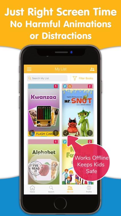 Premium Library of Kids Books screenshot-3