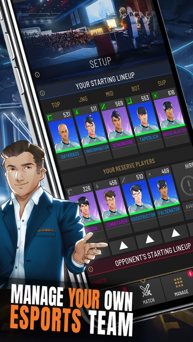 RIVALS - Esports MOBA Manager free Coins and Gold hack