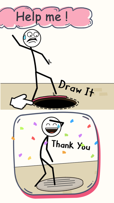 Draw Puzzle 2: One part screenshot 4