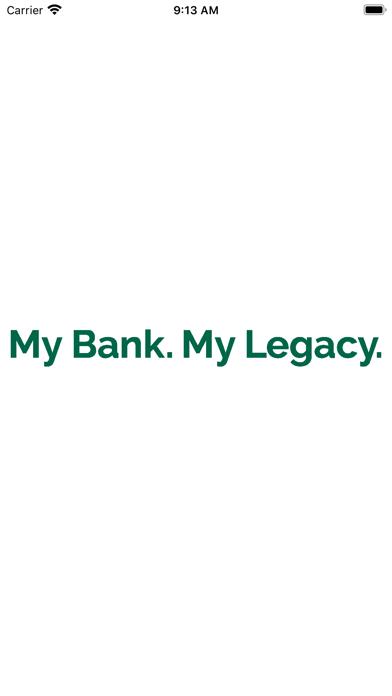 Legacy National BankScreenshot of 1