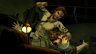 Screenshot from The Wolf Among Us