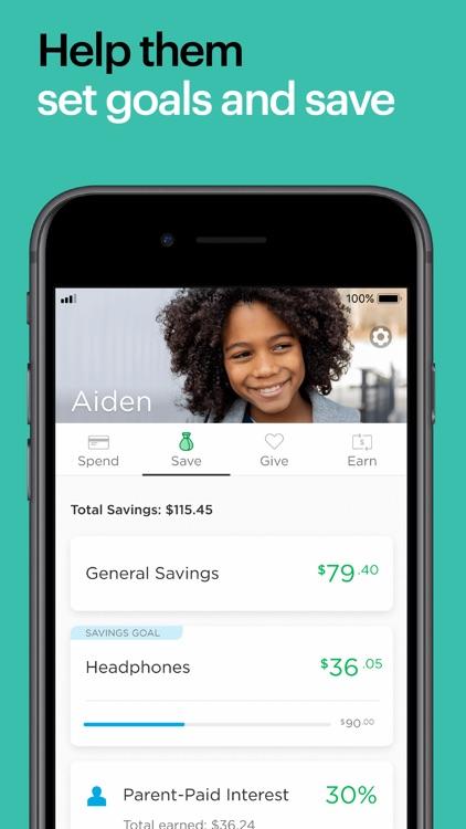 Greenlight Debit Card for Kids screenshot-4