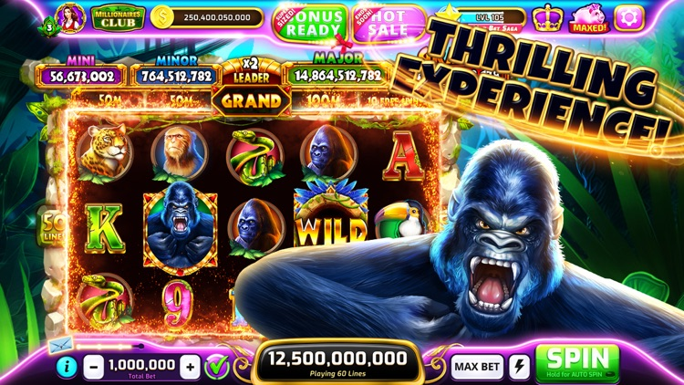 Baba Wild Slots - Vegas Casino screenshot-3