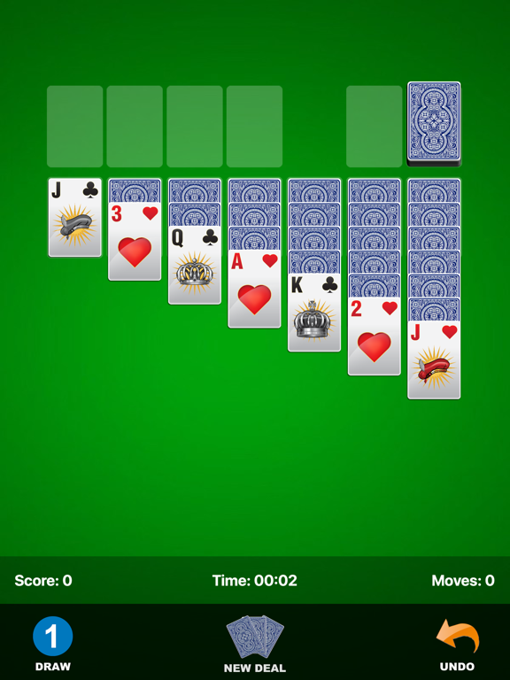Solitaire: Classic Card Game! screenshot 4