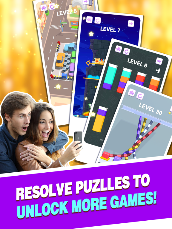 Puzzless - puzzle collections screenshot 10