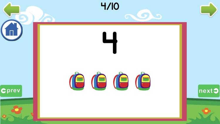 PreK Letters Numbers Learning screenshot-6