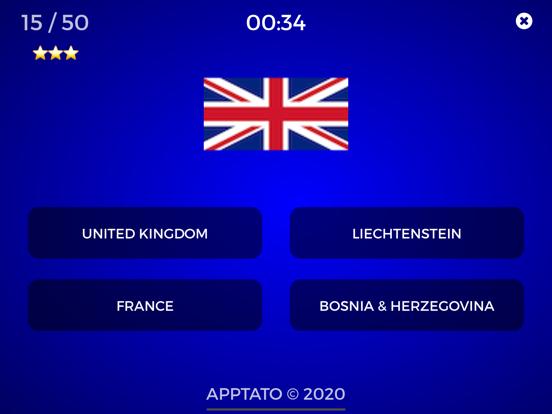 欧州諸国クイズ (完全版)のおすすめ画像1