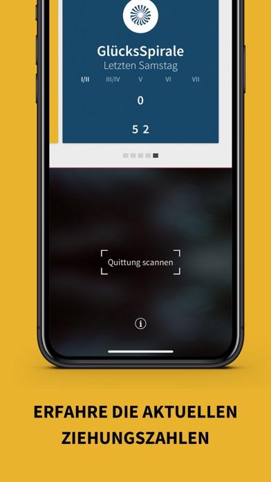 Lotto Scanner für LottoscheineScreenshot von 3