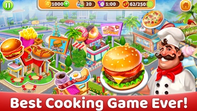 Delicious World Food Cooking screenshot 3