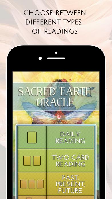 Sacred Earth Oracle screenshot 5
