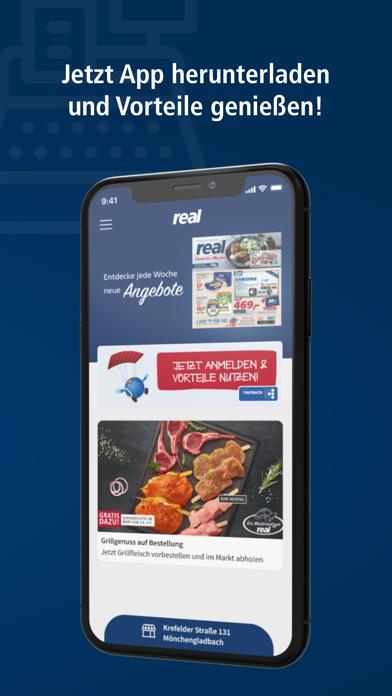 real - Vorteile & ServicesScreenshot von 5