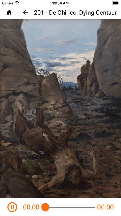 Chirico. Metaphysical painting screenshot-3