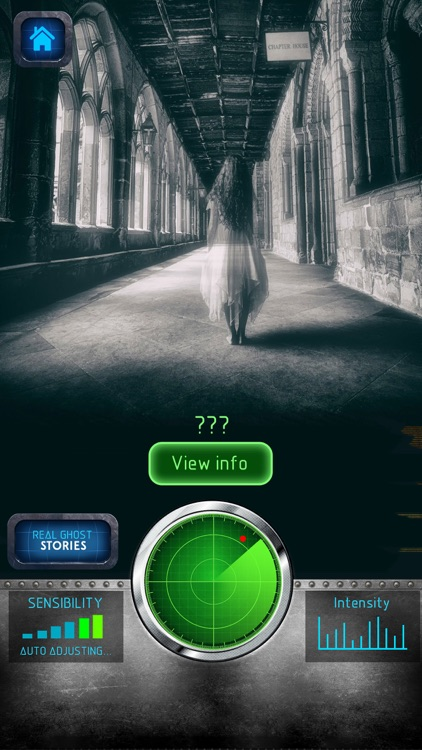 Ghost Detector Radar.. screenshot-3
