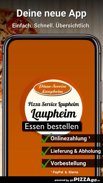 Pizza Service Laupheim screenshot 2