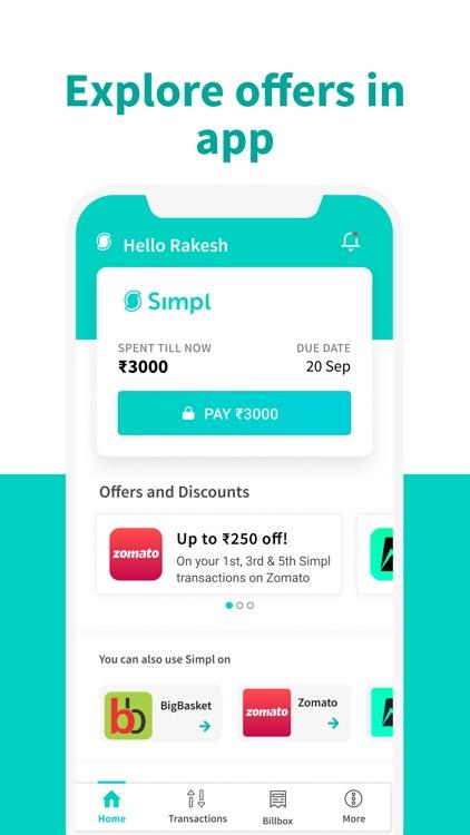 Simpl Pay screenshot-4