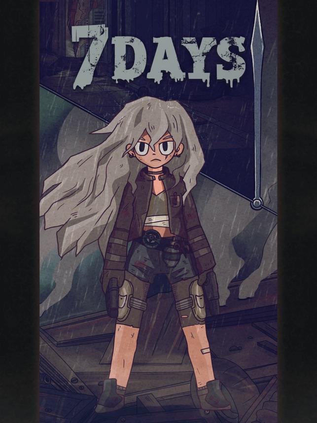 7 Ngày Tồn Vong: Visual Novel