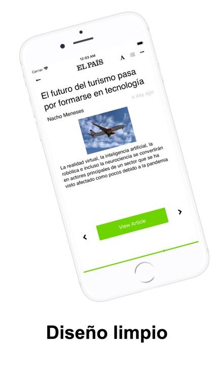 Noticias de última hora España screenshot-8