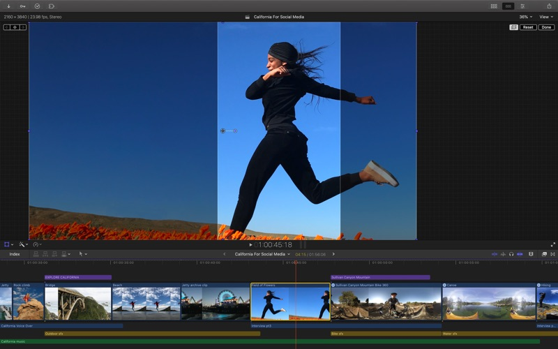 Final Cut Pro ScreenShot1