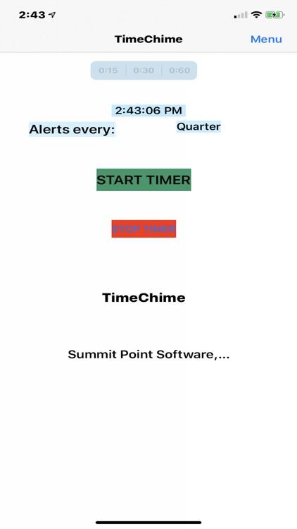 TimeChime: Hourly Chime screenshot-0