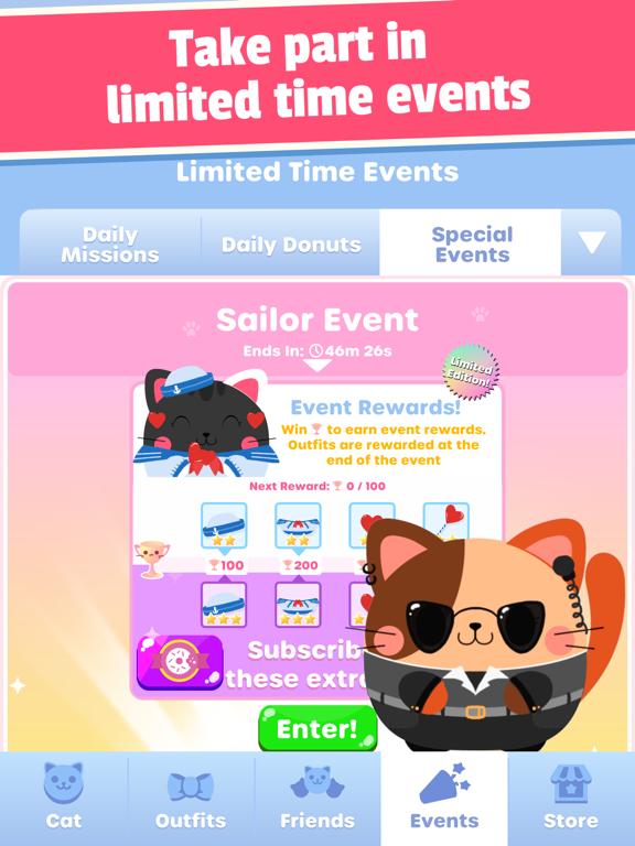 Greedy Cats: Kitty Clicker screenshot 12