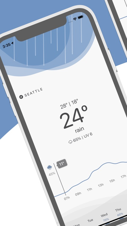 Skypage - Weather Forecast