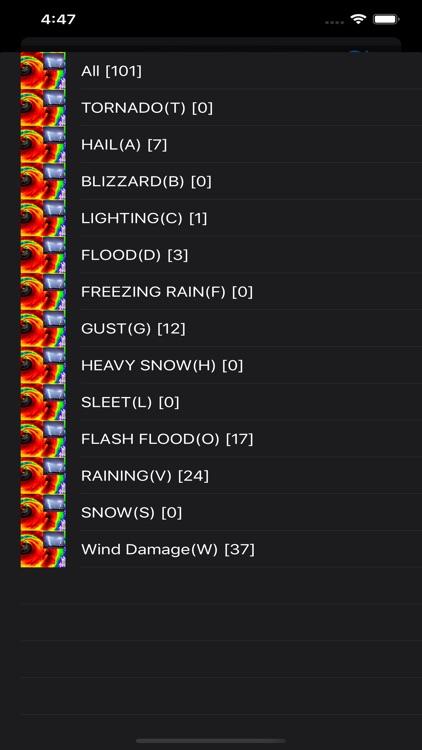 Instant NOAA Storm Pro screenshot-4