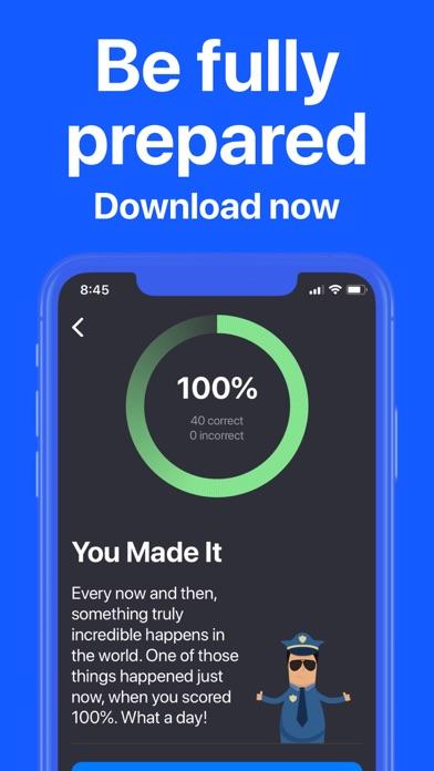 Driving Theory Test Genie 2021 Screenshot