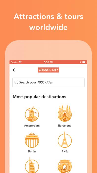 Musement - Travel Activities screenshot