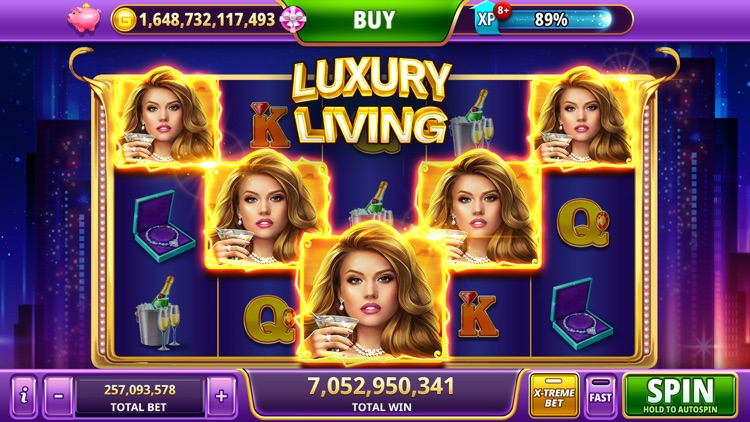Gambino Slots Wheel of Fortune screenshot-4