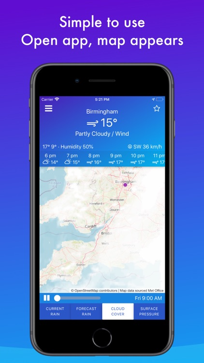 UK Weather Maps and Forecast screenshot-4