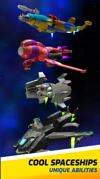 Star Force X: Save the Worlds