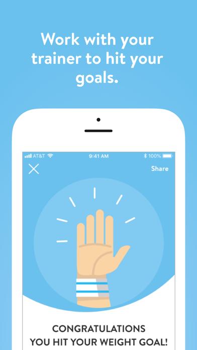 Screen Shot Peak Fitness App 4
