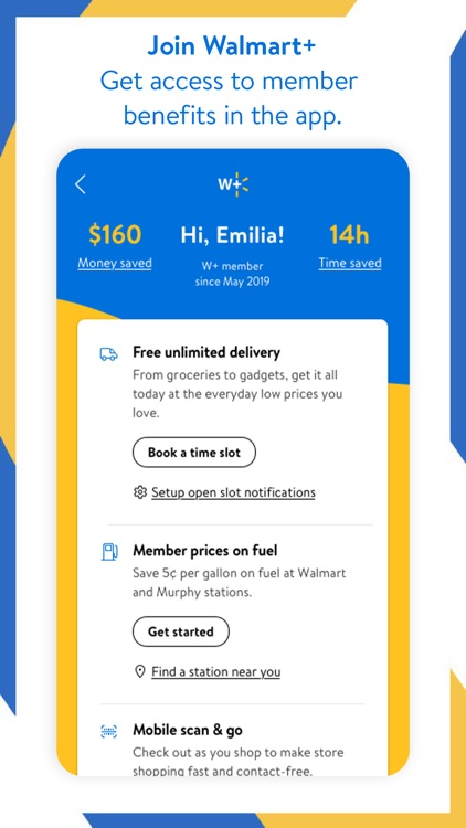 Walmart - Shopping & Grocery screenshot-0