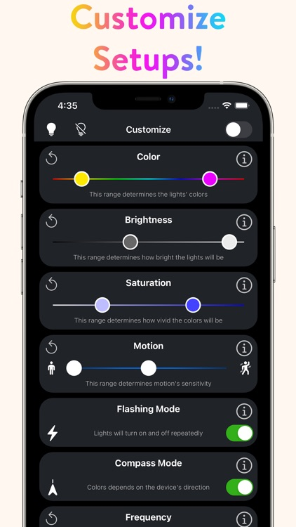 Hue Move for Philips Hue screenshot-1