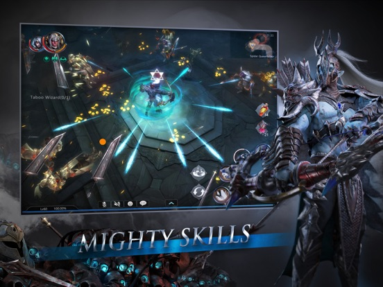 Raziel: Dungeon Arena screenshot 7