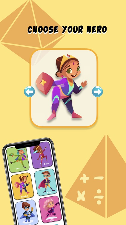 Math - Learning Games
