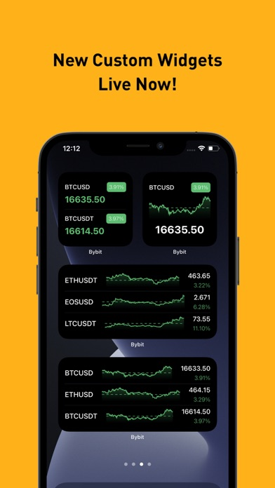 Bybit: Bitcoin Crypto TradingScreenshot of 5