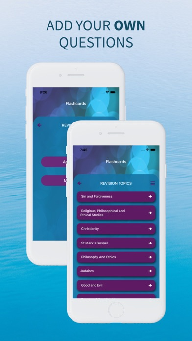 GCSE RE Flashcards screenshot 3