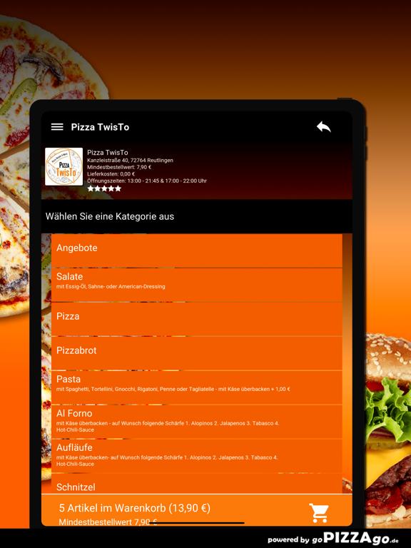 Pizza TwisTo Reutlingen screenshot 8