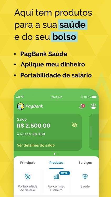 Banco PagBank PagSeguro screenshot-6