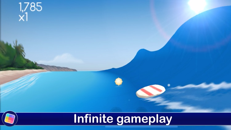 Infinite Surf - GameClub screenshot-0