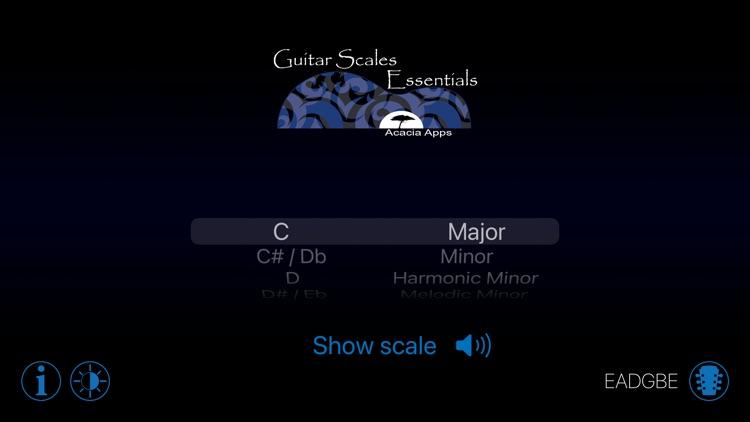 Guitar Scales Essentials