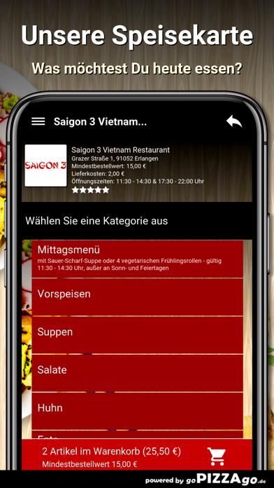 Saigon 3 Erlangen screenshot 4
