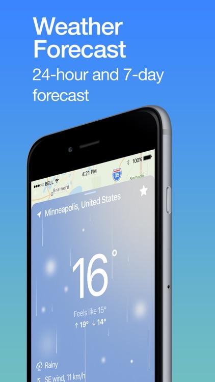 Weather Live Radar screenshot-3