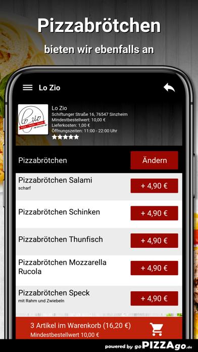 Lo Zio Sinzheim screenshot 6