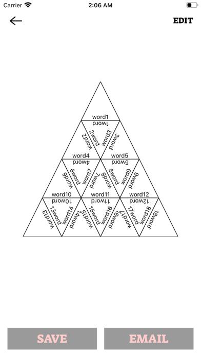 Tarsia Puzzle Creator screenshot 5