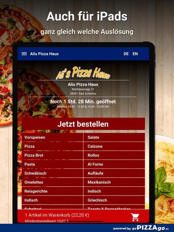 Alis Pizza Haus Bad Schlema screenshot 7
