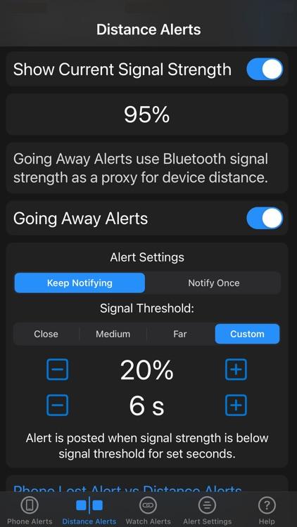 Phone Buddy - Phone Lost Alert screenshot-3