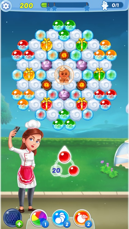 Bubble Shooter Ⓞ Pastry Pop screenshot-7