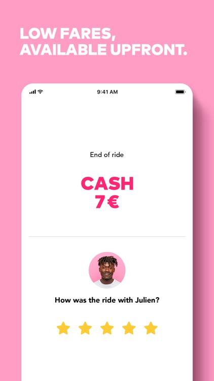 Heetch - Ride-hailing app screenshot-4